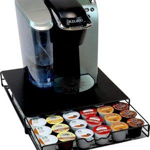 New K-Cup Storage Drawer for Keurig - W/O Box